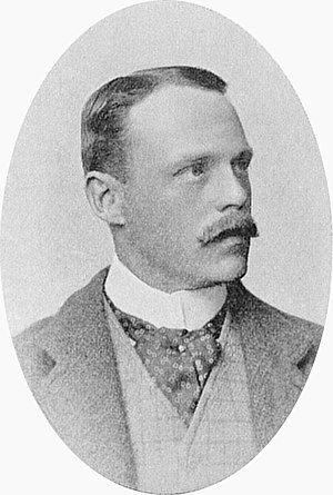 Teddy Wynyard - Wynyard in the late 1890s