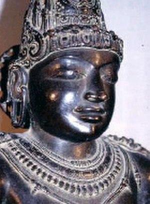 Raja Raja Chola I - Image: Raraja detail 140x 190
