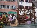 Ravensburg Rutenfest 2005 Festzug Webstuhl.jpg