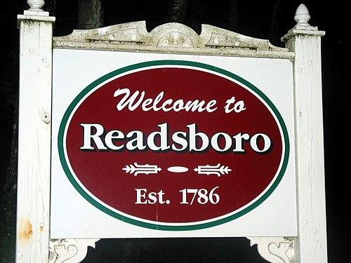Readsboro mailbbox