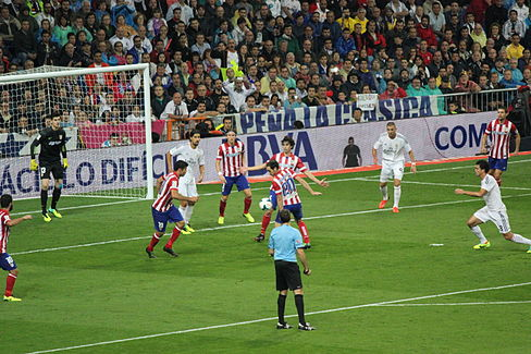 Real Madrid vs. Atlético Madrid September 28, 2013 01.JPG