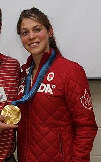 Rebecca Johnston ice hockey player