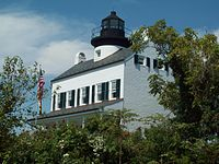 Rebuilt Blackistone Lighthouse View 2 Sept 09.JPG