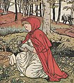 Red Riding Hood art detail, The art of Walter Grane (page 26 crop).jpg