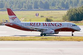 Red Wings, RA-89002, Sukhoi Superjet 100-95B (21365645755).jpg