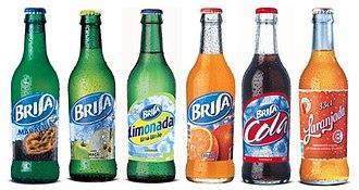 Brisa drink - Brisa Range