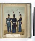 Regimientos de Linea- Musicos ((Musico)de Diario; Musico Mayor de Gala; (Musico) de Gala). 1853 (NYPL b14896507-91306).tiff