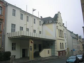 Reichenbach im Vogtland - Neuberinhaus (museum, theatre and concert hall)