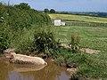 Relaxing dip - geograph.org.uk - 1381326.jpg