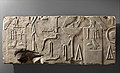 Relief block with the names of Amenemhat I and Senwosret I MET DP339919.jpg