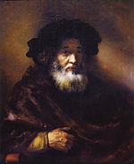 Rembrandt - Portrait of an Old Man in a Cape.jpg