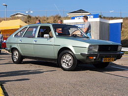 Renault 20TS dutch licence registration 05-JHT-3.JPG