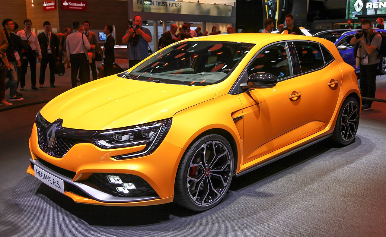 file renault megane rs iaa 2017 img wikimedia. Black Bedroom Furniture Sets. Home Design Ideas