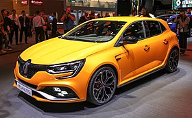 image illustrative de l'article Renault Mégane IV