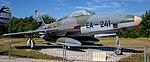Republic RF-84F Thunderflash EA-241 (43105366754).jpg