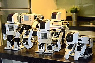 Educational robotics - rero reconfigurable robots, designed as easy to assemble and easy to program