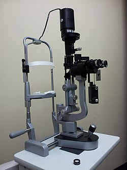 Slit lamp - Wikipedia