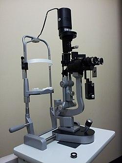 Kanghua Ophthalmic Equipments Microscope China Portable Slit Lamp ...