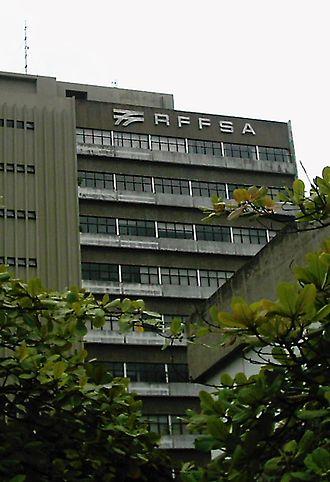 RFFSA - The former headquarters of the RFFSA in Juiz de Fora.