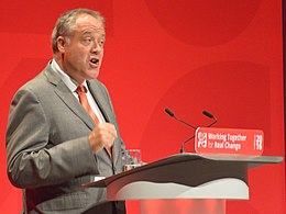 Richard Howitt, former Member of the European Parliament for the Labour Party