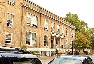 Richmond, The American International University in London - Kensington campus.