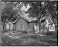 Right side from northwest - 810 Martin Luther King Jr. Parkway (Cottage), Des Moines, Polk County, IA HABS IOWA,77-DESMO,25-5.tif