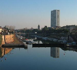 Hafen-Kanal