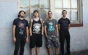 Rings of Saturn (band) - Rings of Saturn in 2013