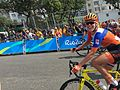 Rio 2016 - Women's road race (28556842633).jpg