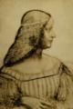 Ritratto di Isabella d'Este - Leonardo da Vinci.png
