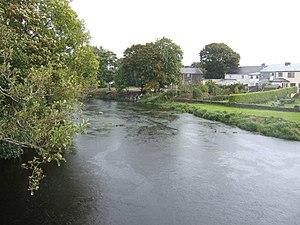 River Bride - River Bride at Conna, Co. Cork