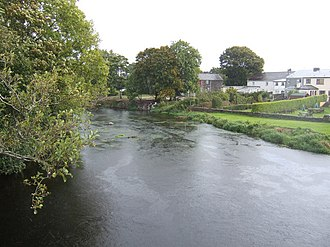 River Bride - River Bride at Conna, Co. Cork