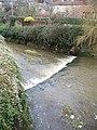 River Brue, Bruton - geograph.org.uk - 666255.jpg