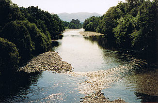 River Garry bei Blair Atholl