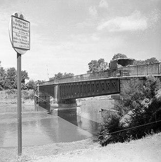 Operation Deadstick - The River Orne Bridge