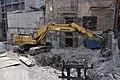 Rivningar i kvarteret Träsket 02.JPG