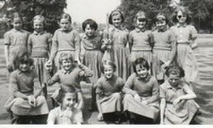 Royal Masonic School - RMS Weybridge 1963