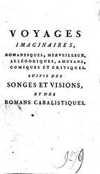 Les Voyages de Milord Céton dans les sept Planettes - tome 1