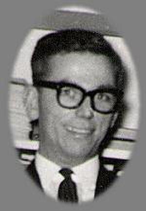 Robert E. Freed - Robert E. Freed in December 1956