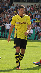 Robert Lewandowski 2013 in Wilhelmshaven