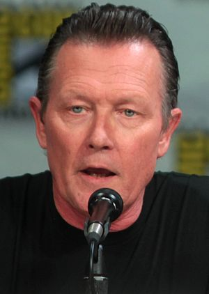 Terminator 2: Judgment Day - Robert Patrick in 2014