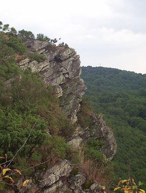 Little Switzerland (landscape) - Rock of Oëtre, Norman Switzerland