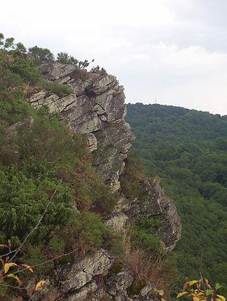 Norman Switzerland - Rock of Oëtre