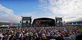 RockNess 2012 - Image: Rockness 2012 Main Stage