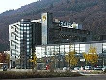 Stabilimento Rolex a Bienna.
