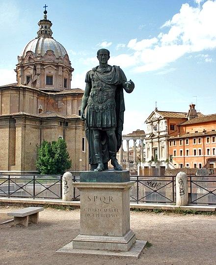 Gajusz Juliusz Cezar Wikiwand