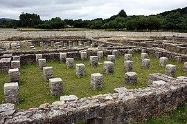 Roman camp Aquis Querquennis, Baños de Bande, Ourense, Galicia-29.jpg