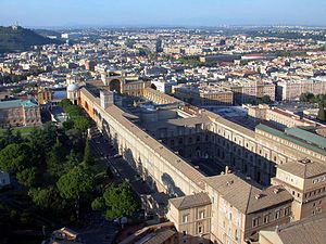 The Vatican Museums are the world's 37th most ...