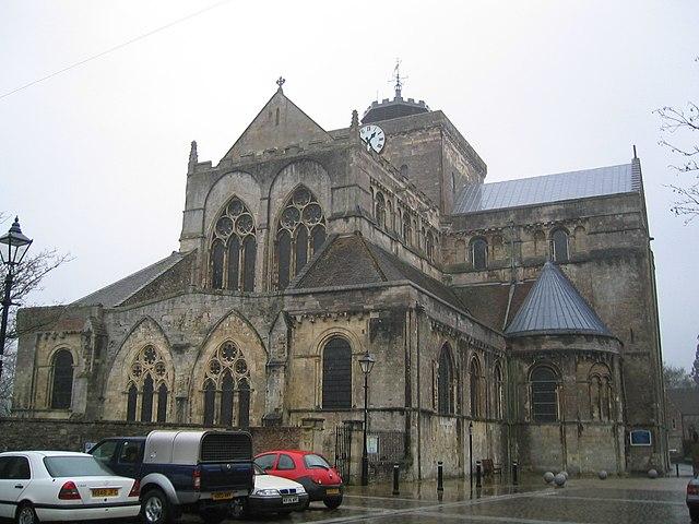 Romsey Abbey_2