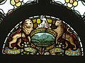 Rondebosch Town Hall window.JPG